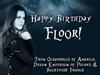 Kartka urodzinowa dla Floor (2013)