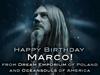 Kartka urodzinowa dla Marco (2013)