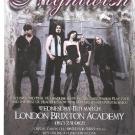 Dark Passion Play Tour