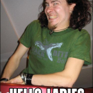 Tuomas, hey ladies!