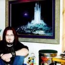 Tuomas w swoim Disneyowskim pokoju