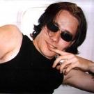 Tuomas w samolocie