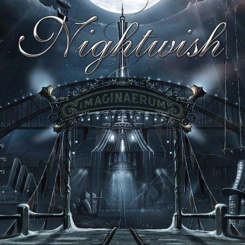 Imaginaerum - okładka albumu